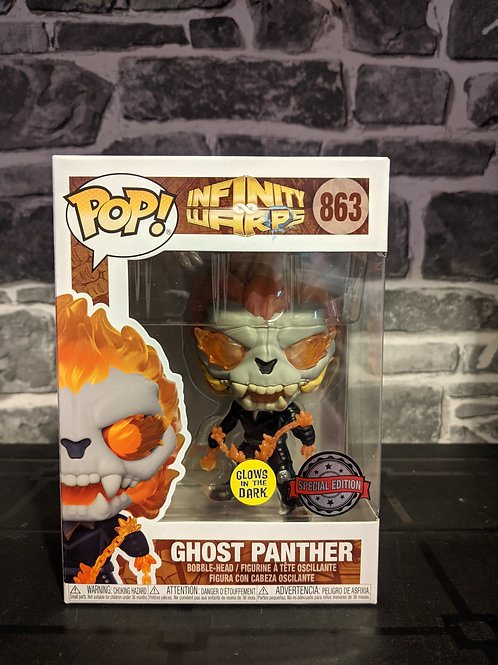 Infinity Warps - Ghost Panther SPECIAL EDITION