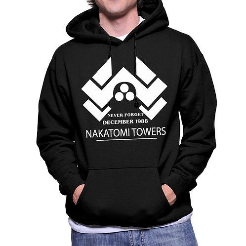 Nakatomi Tower Hoodie