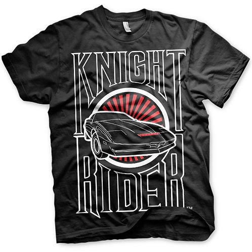 Knight Rider Sunset T-Shirt