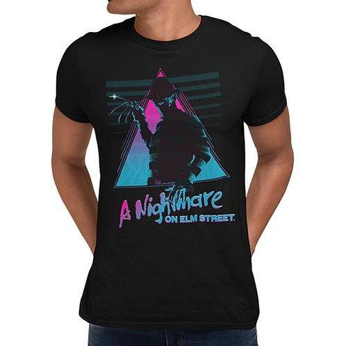 Nightmare on Elm St Retro T-Shirt