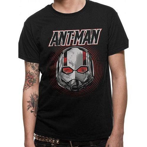 AntMan Vintage Mask  T-Shirt