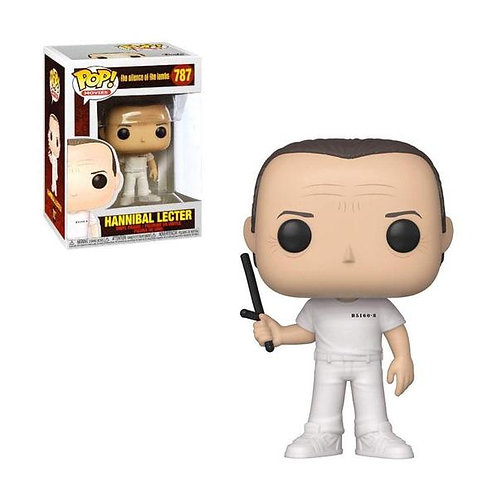 Hannibal Lecter Silence Of The Lambs Funko Pop