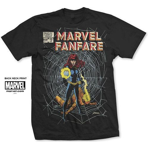 Marvel Fanfare Retro T-Shirt