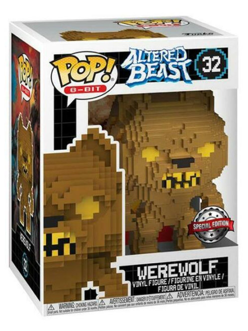 Altered Beast Gold Special Edition Funko