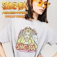 She-Ra Princess of Power T-Shirt