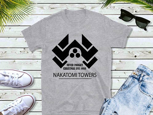 Never Forget Nakatomi T-Shirt