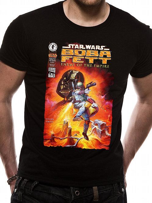 Boba Fett Comic T-Shirt
