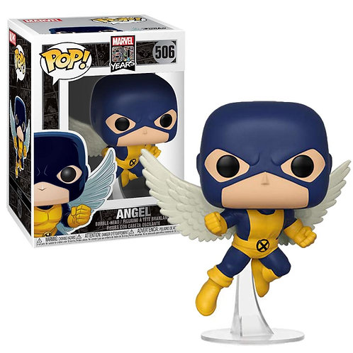 X-Men Angel Marvel 80 Years
