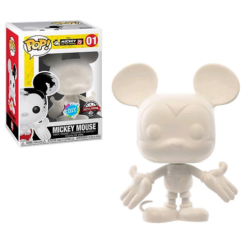 Mickey Mouse DIY Special Edition