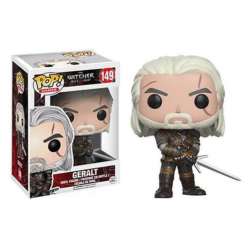 The Witcher Wild Hunt Geralt