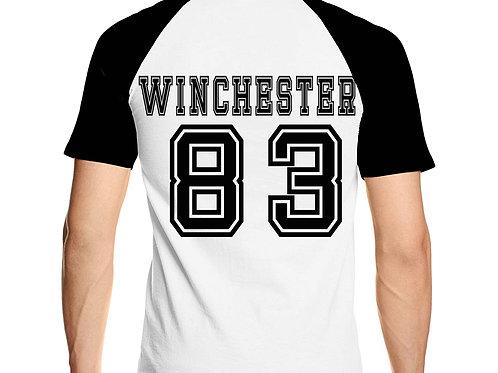 Winchester 79 83 Baseball Shirt