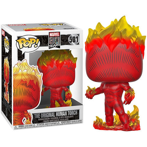 The Original Human Torch Funko Pop