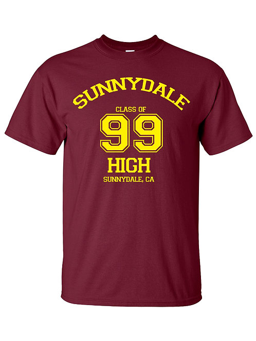 Class of 99 Sunnydale High T-Shirt