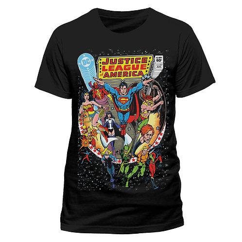 Justice League Comic T-Shirt