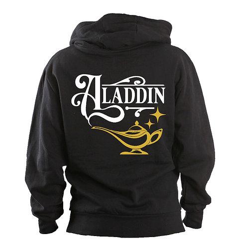 Aladdin Lamp Hoodie