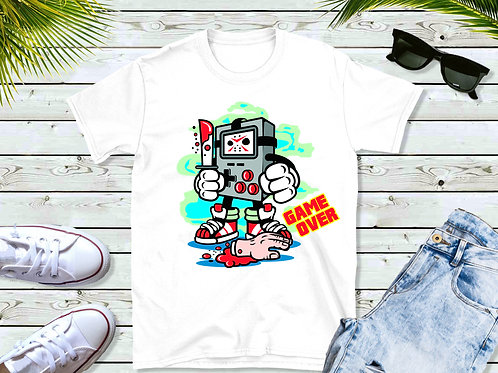 Game Over Mash Up T-Shirt
