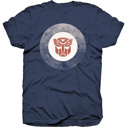 Transformers Target Logo T-Shirt