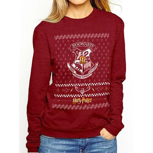 Harry Potter Xmas Crest Jumper