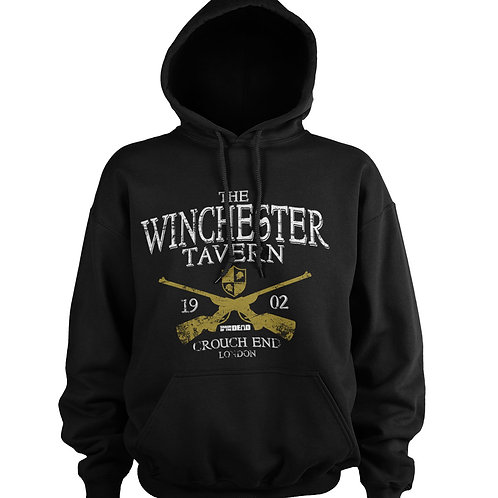 Shaun of The Dead Winchester Hoodie