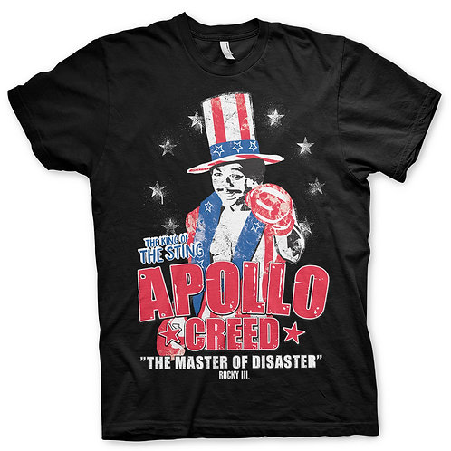 Rocky Apollo Creed T-Shirt