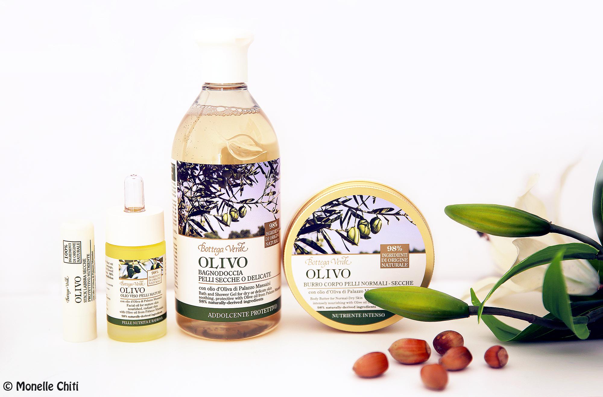 Bagno Doccia Bottega Verde : Linea olivo: la novita ottobre 2016 in casa bottega verde monelle