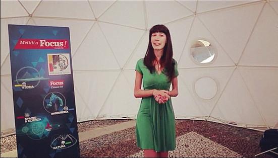 Monelle per Focus Tv