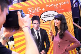 HAPPY HOUR: KIEHL'S X ZOOLANDER 2