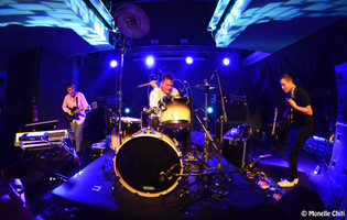 LIVE REPORT: THE BATTLES