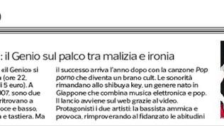 Su Il Corriere della Sera