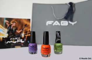 FABY MUSIC - Spring*Summer 2015