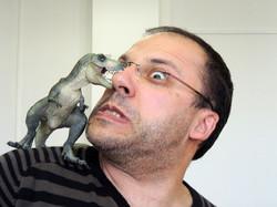 Ilust. Paleontológica - o ataque...