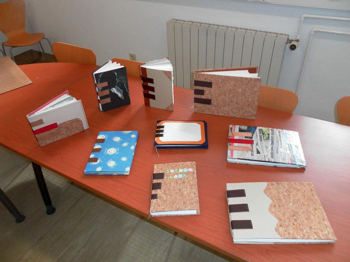 Produção do caderno de campo I