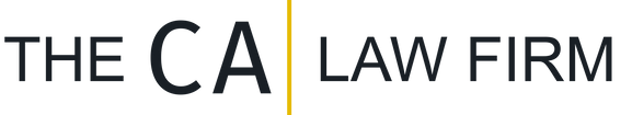 The CA Law Firm Homepage Logo