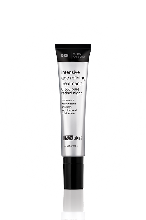 Intensive Age Refining Treatment®: 0.5% pure retinol night