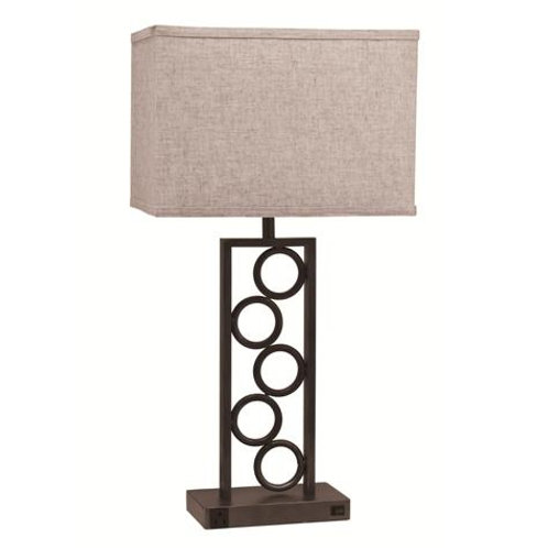 6234T STACK CIRCLE LAMP Only $3.99 per Week