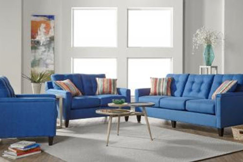 Serta Jitterbug Sofa and Loveseat