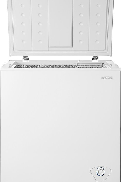 Insignia™ - 5.0 Cu. Ft. Chest Freezer