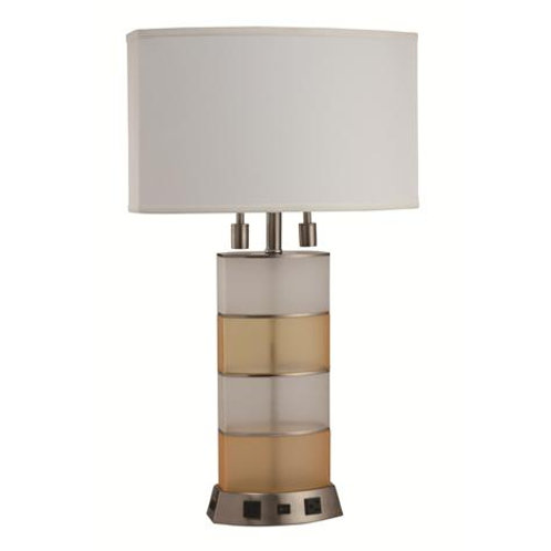 6237T TABLE LAMP W/READING