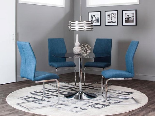 Cramco Rocket 5PC Dining Room Set Only $12.99 per Week