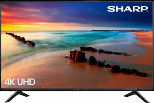 Sharp 60 Inch LED 2160p Smart 4K Only $24.99 per week
