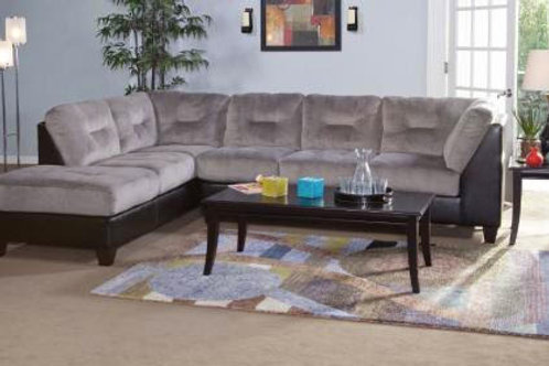 Hughes Sectional Two Tone