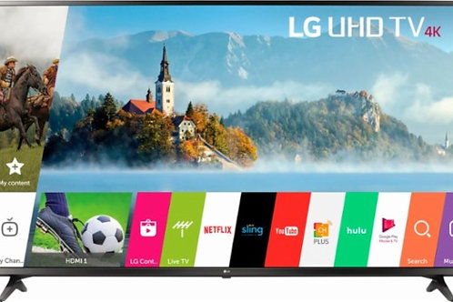 LG 43 Inch 2160p Smart TV 4K Only $17.99 per Week