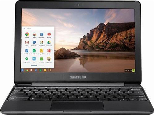 "Samsung - 11.6"" Chromebook - Intel Celeron - 4GB Memory"
