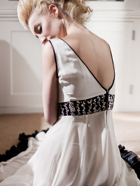 Model: Cassie Rae Wardle  Photographer: Phillip Suddick  Makeup: Lilia Mullinger  Hair: Patrick Italy