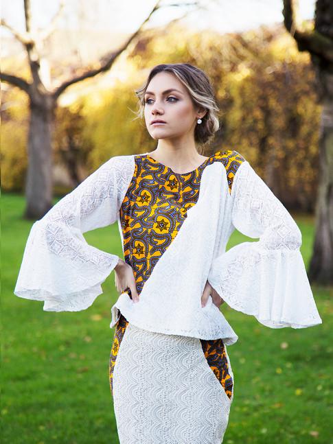 Models: Riana Horner  Photographer: Milly Spooner  Hair & Makeup: Lilia Mullinger