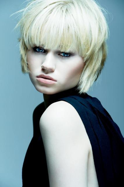 Model: Julia Krivosheia  Photographer: Ivano Confalone Makeup: Lilia Mullinger  Hair: Diana Asherson/Nicci Jackson