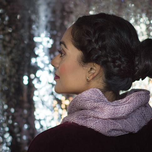 Model: Roshni Rathore Photographer: Juju Vail Hair & Makeup: Lilia Mullinger