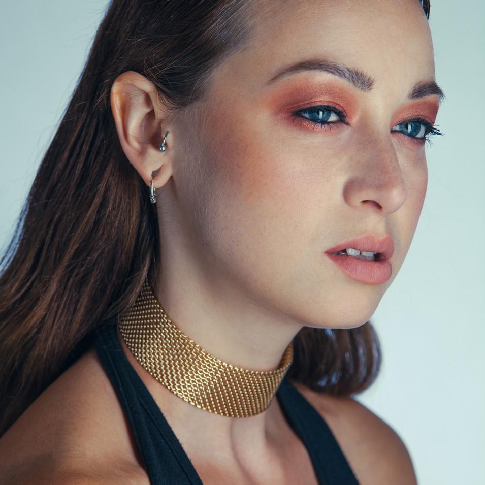 Model: Nathalia Bruno Photographer: James Lyndon  Hair & Makeup: Lilia Mullinger