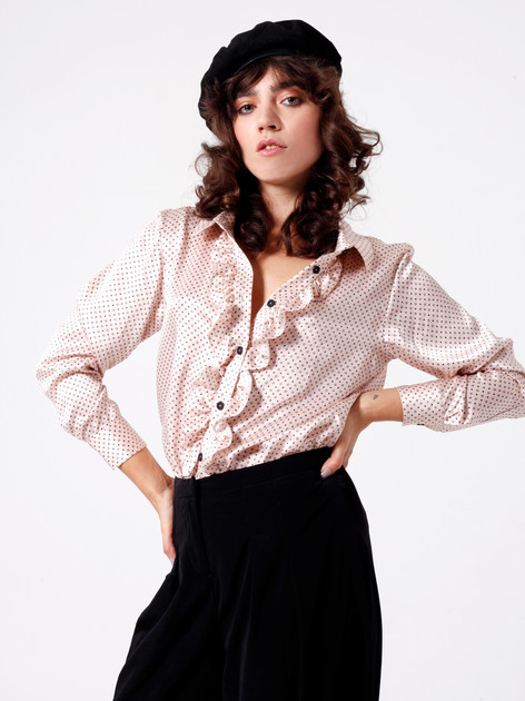 Model: Ani Mijatovic  Photographer: Carly Scott Hair & Makeup: Lilia Mullinger