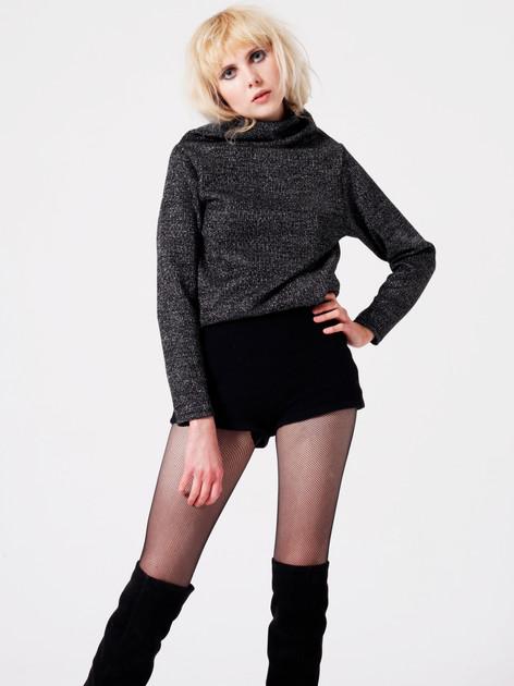 Model: Maria Noone  Photographer: Carly Scott Hair & Makeup: Lilia Mullinger